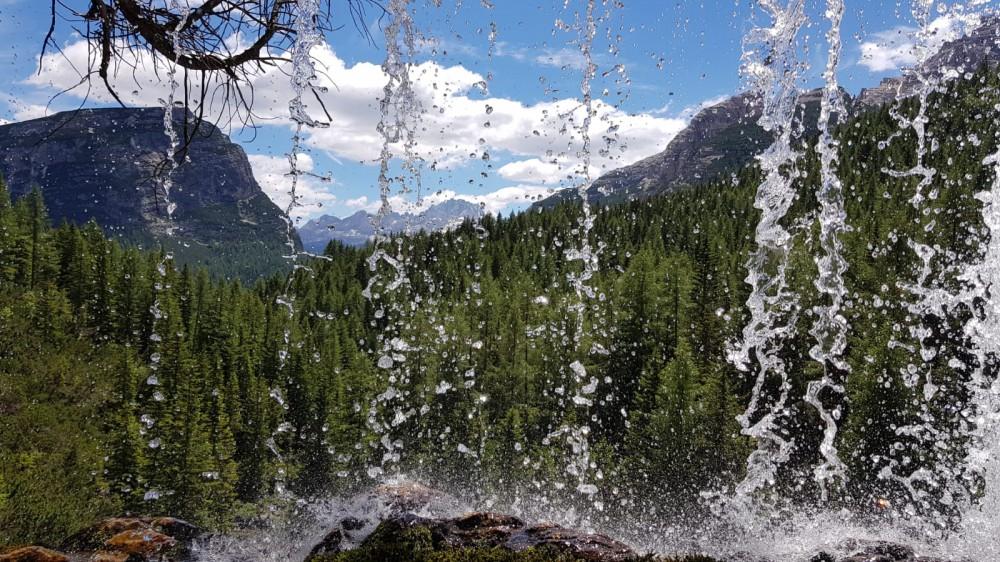 La danza dell'acqua